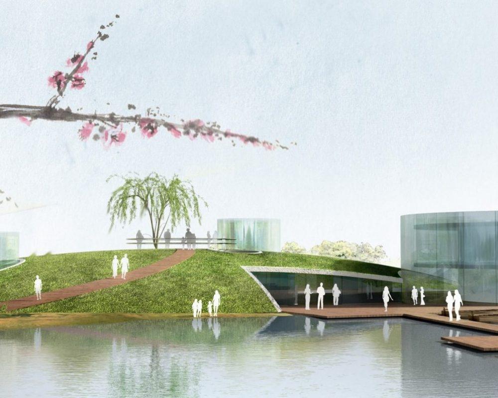 Banquet Hall Xixi Wetland