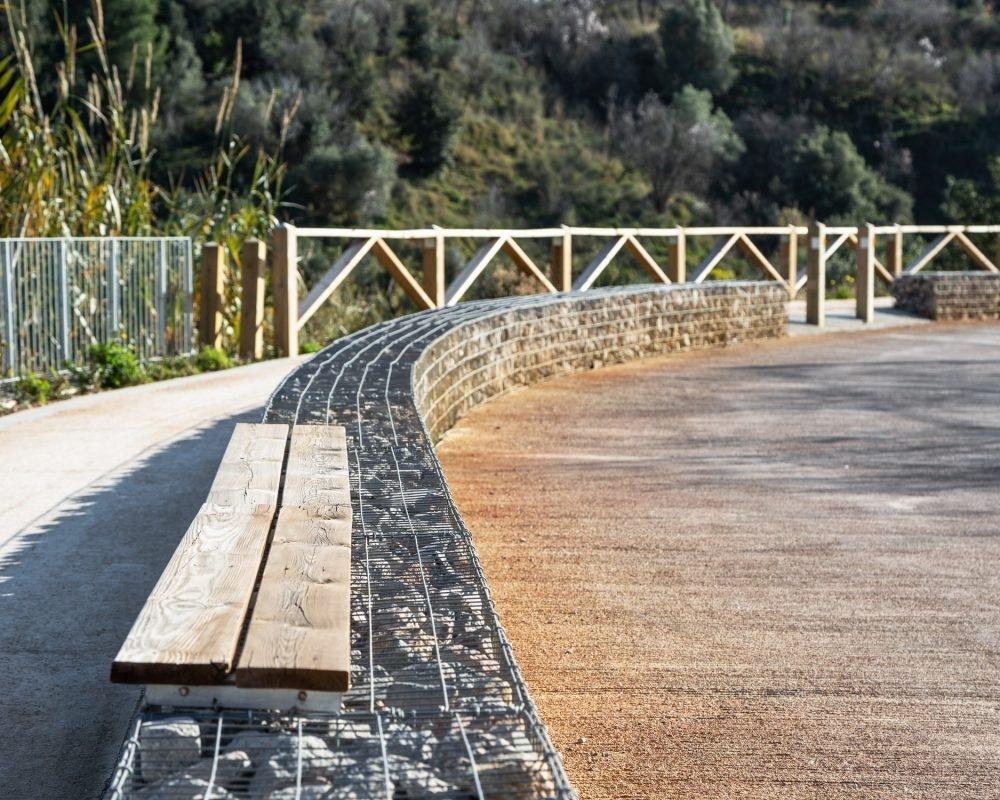 Camí de la Muntanya Vall de Sant Just