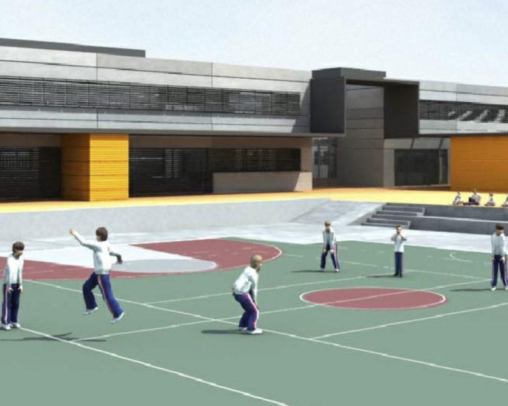 Centre Esportiu a Boughezoul