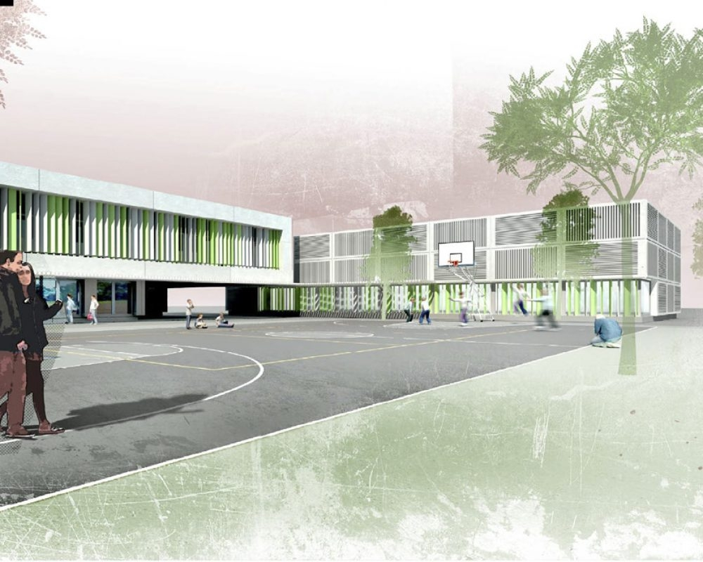 Centre d'Activitats a Boughezoul