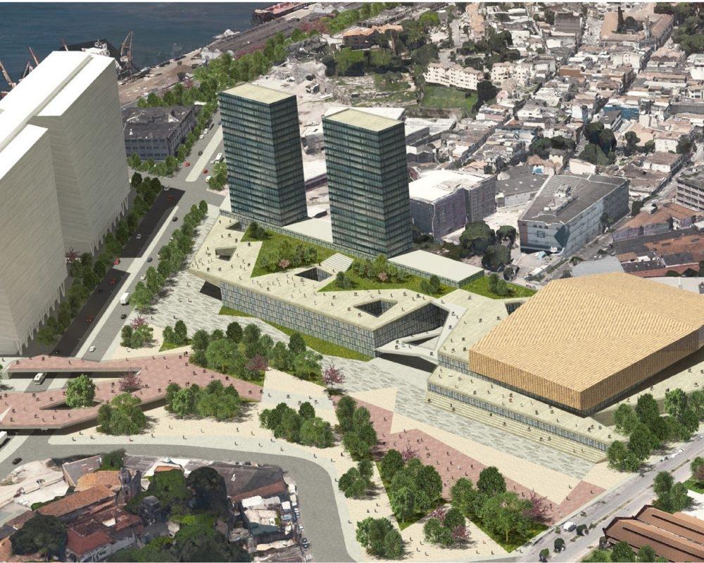 Centre de Convencions Cidade do Samba