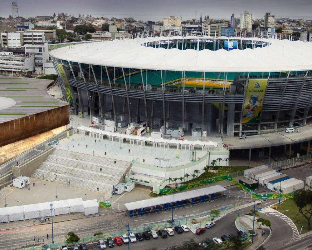 Centre de Convencions Fonte Nova
