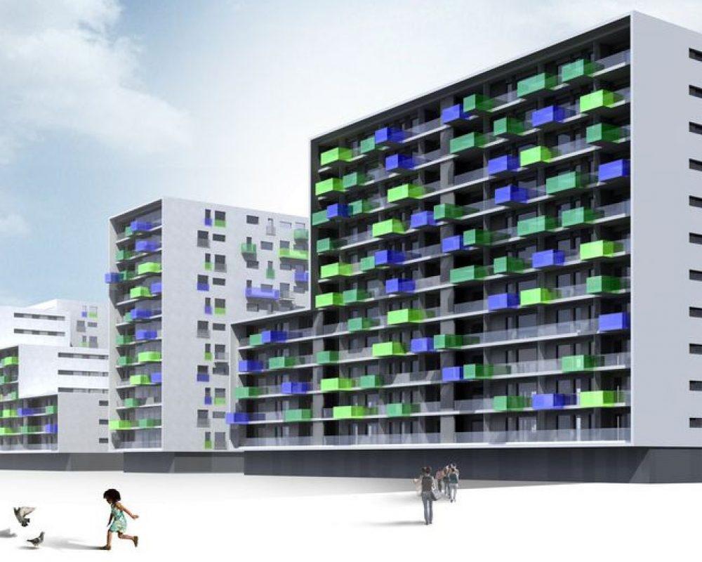 Edifici d'Habitatges KS