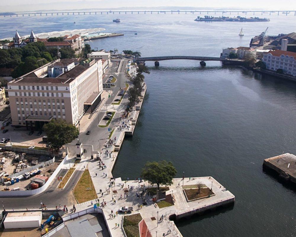 Front marítim Rio Orla Conde