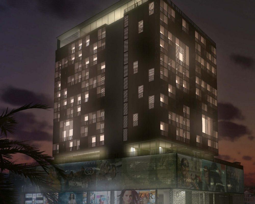 Hotel Modular Akram