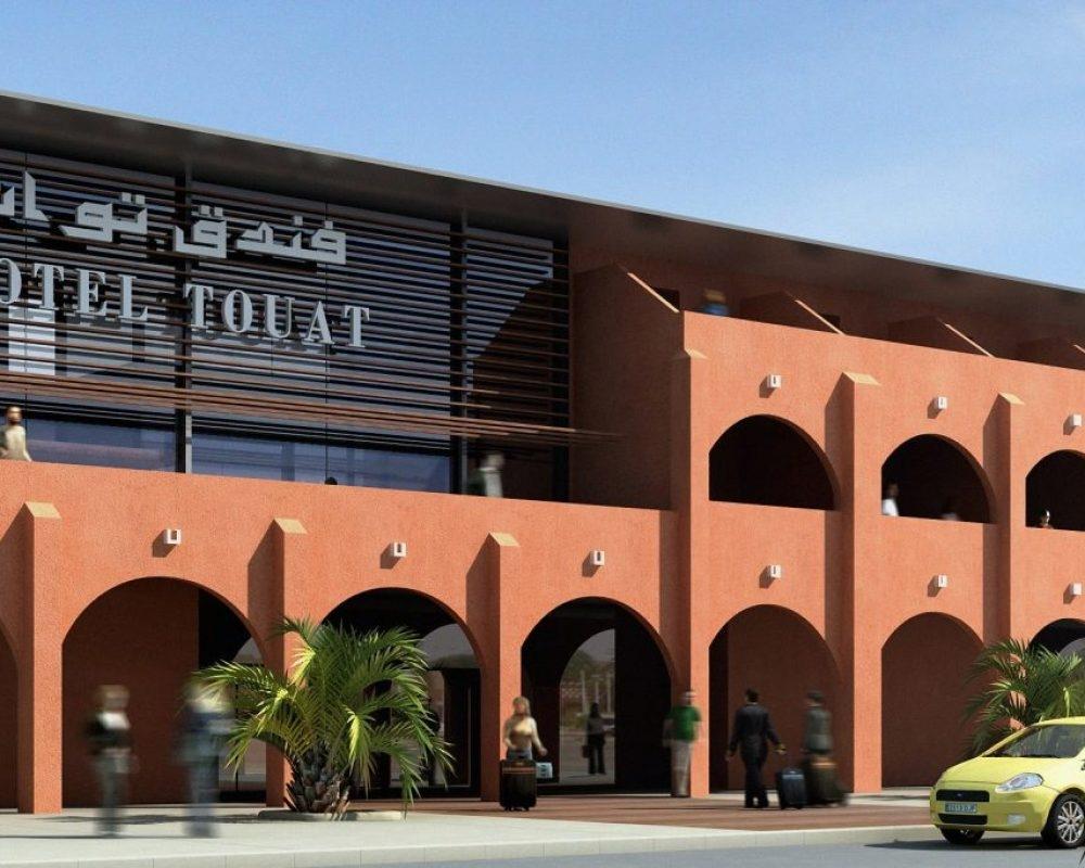 Hotel Touat