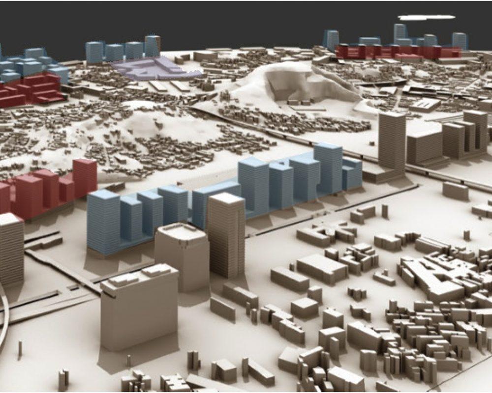 Masterplan Avinguda Presidente Vargas