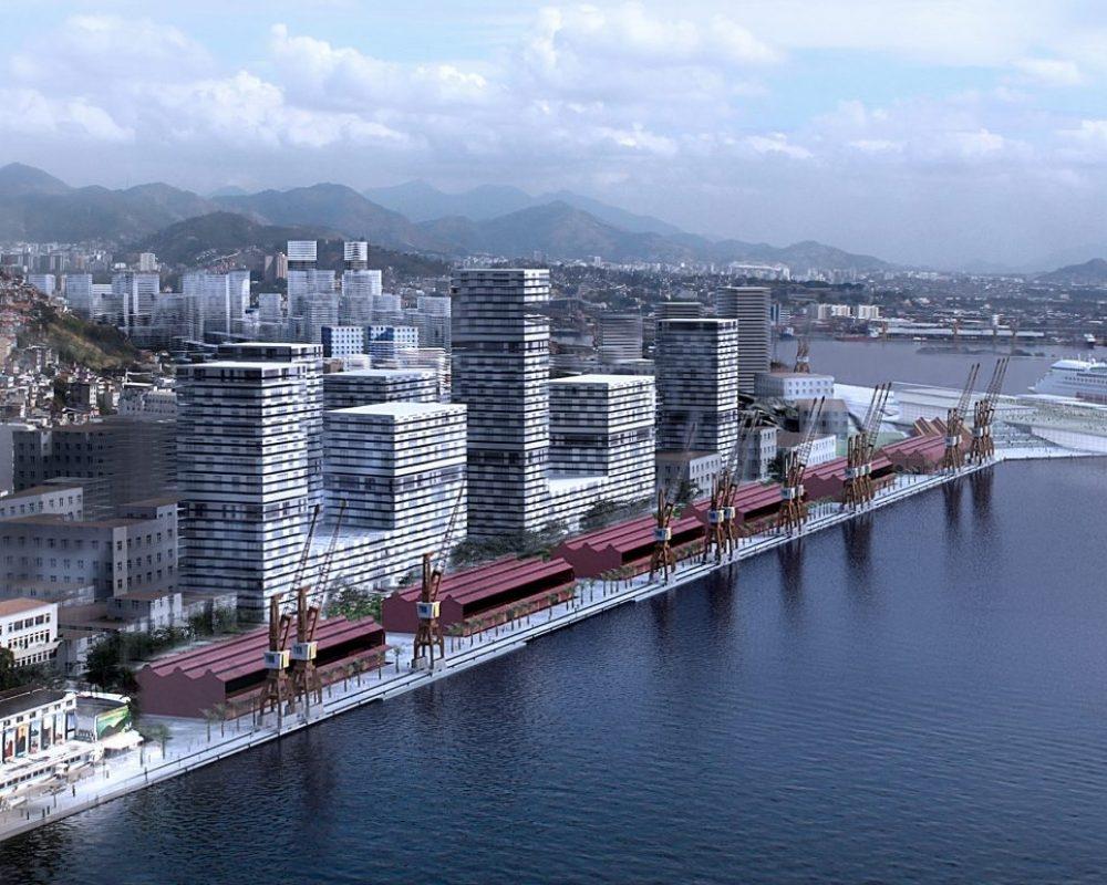 Masterplan Nou Port de Creuers- Proposta 2