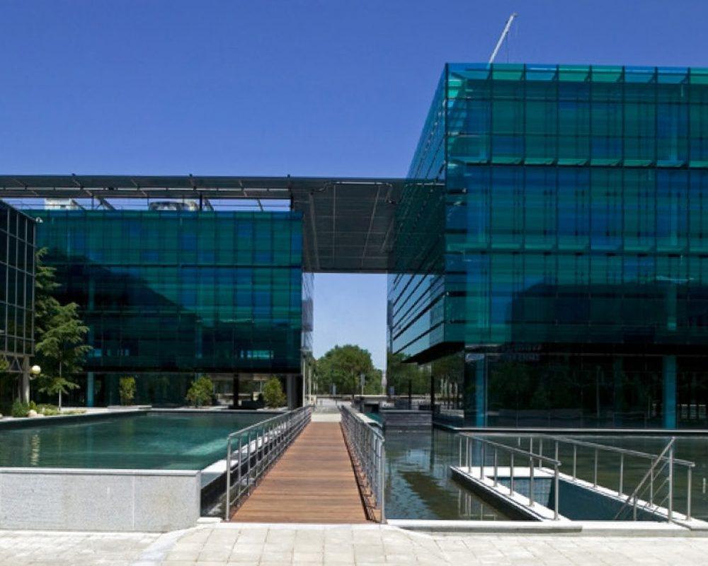 Parc Empresarial San Fernando