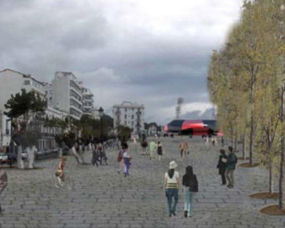 Pla Estratègic Urbanístic Desenvolupament Urbà Entorn Estadi USM