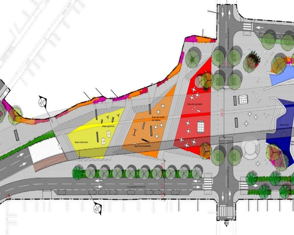 Quatro Praças