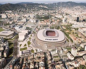 Pla Director de Paisatge Urbà Espai Barça