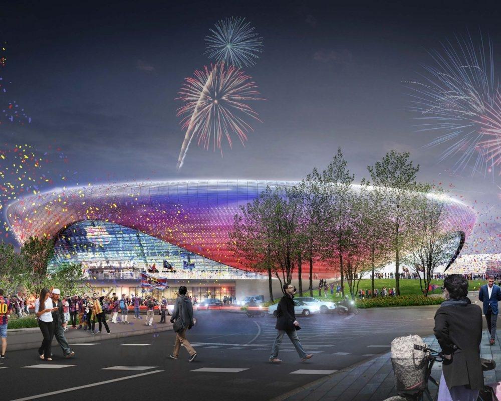 Concurs Nou Palau Blaugrana