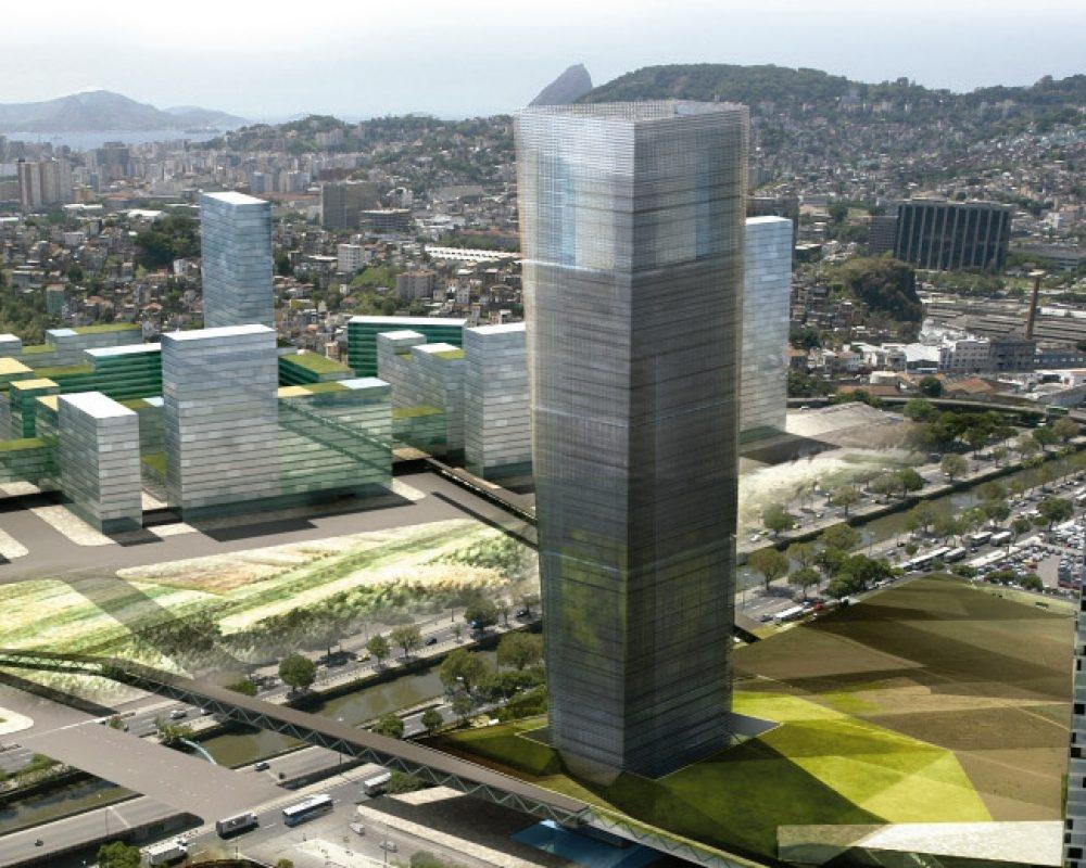 portada Masterplan Vila Olímpica dels Periodístes Rio 2016