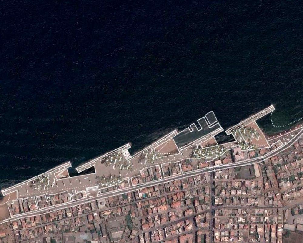 Masterplan Front Marítim Badia D'Alger