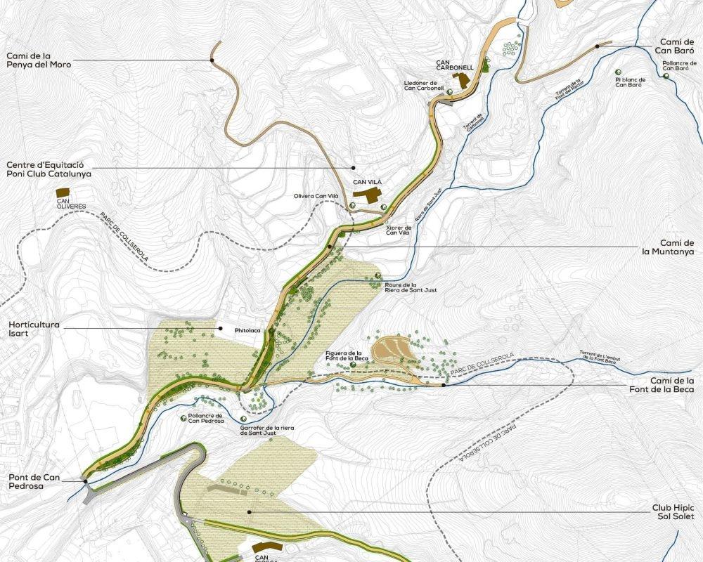 Camí de la Muntanya | Vall de Sant Just