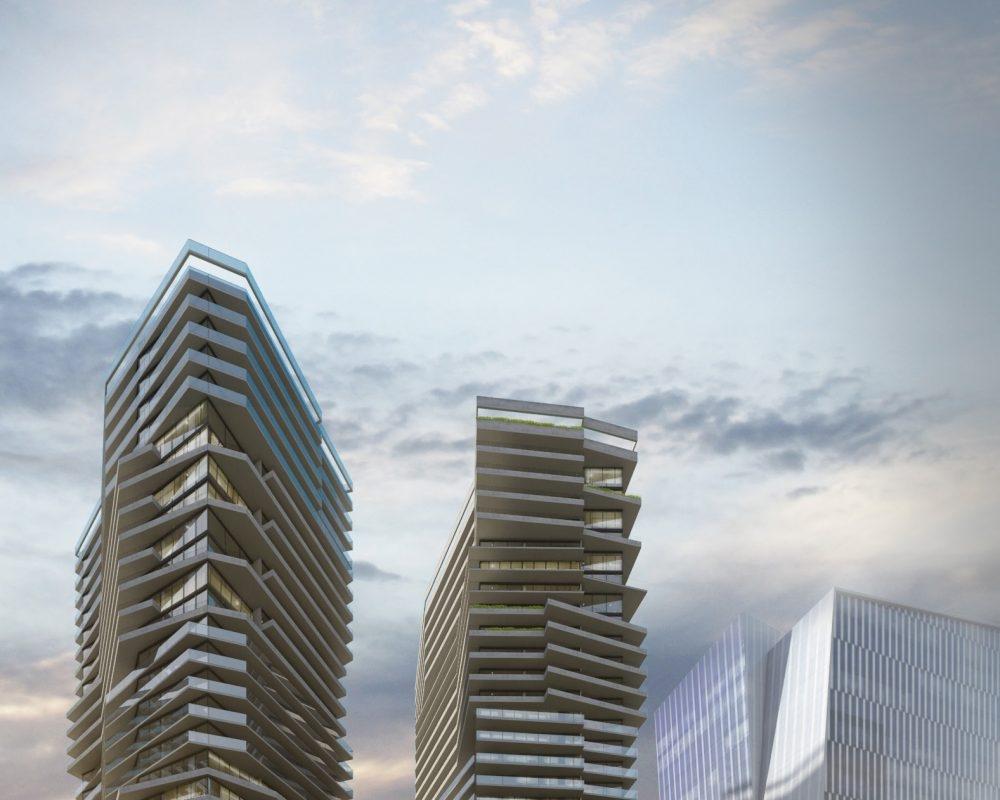 Edifici d'Habitatges Torres Lumina